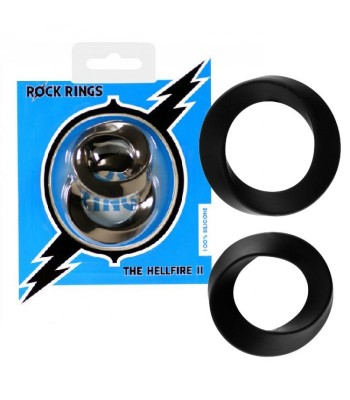 ROCK RINGS - THE HELLFIRE II